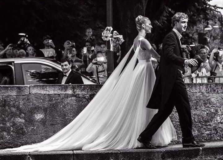 Matrimonio all'italiana. La boda (religiosa) de Pierre Casiraghi y Beatrice Borrromeo