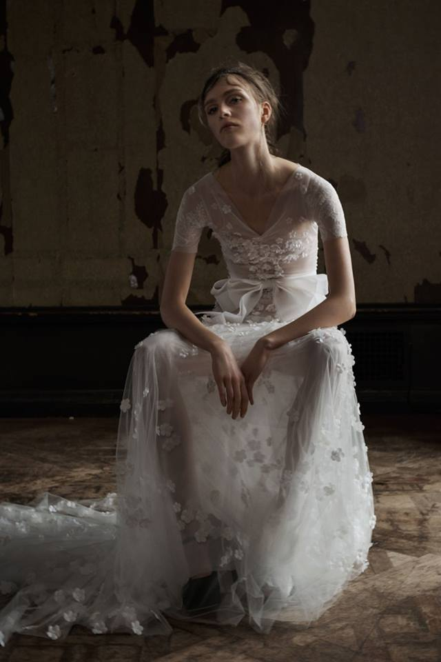 Las novias made in Spain de Vera Wang