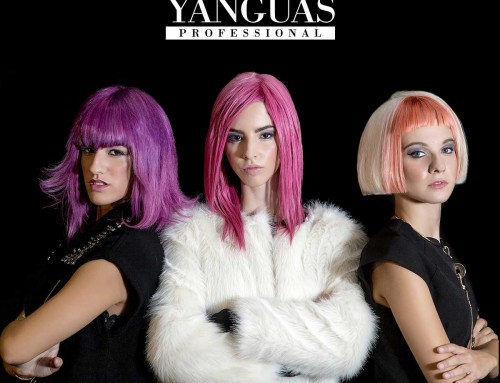 Yanguas presenta Go Colours en la Gala Solidaria Hairstaff
