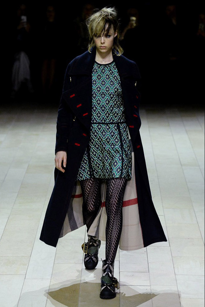 Burberry Prorsum, London Fashion Week Otoño Invierno 2016/2017 London Fashion Week